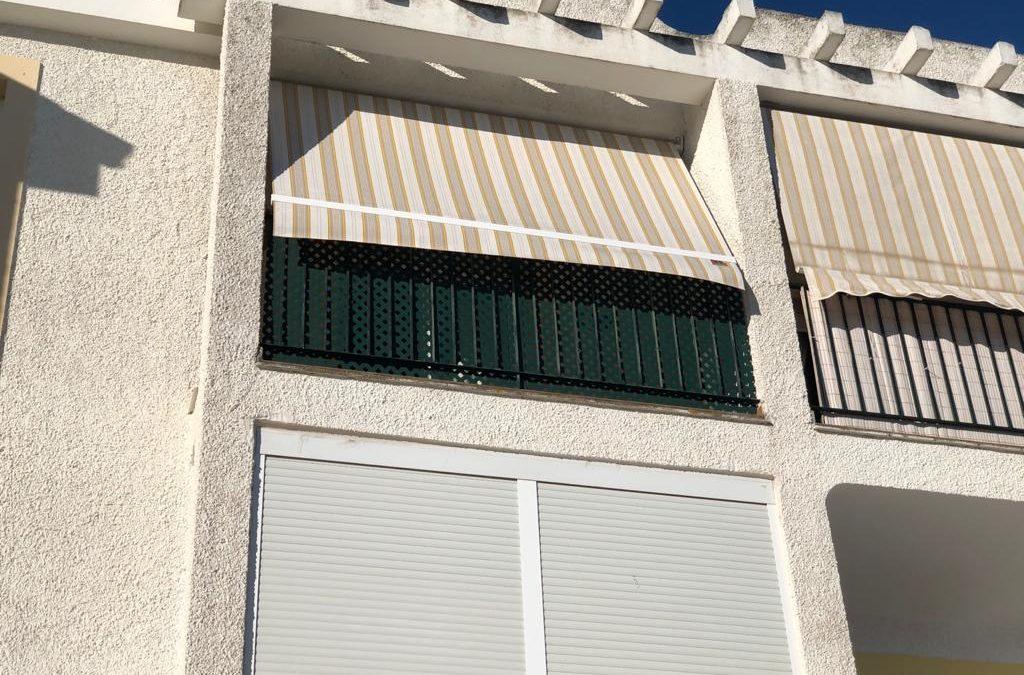 clases de toldos de ventana